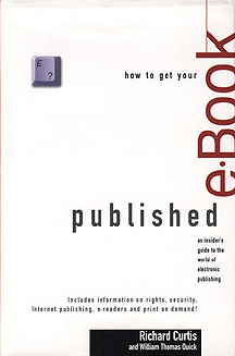 How to Get Your e-Book Published