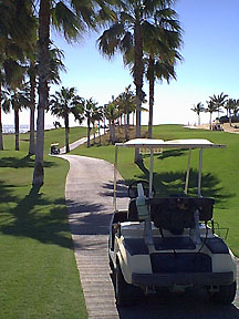 Golfing on the Cabo Real course along The Corridor in Los Cabos is as close to perfection as golfers will ever get.